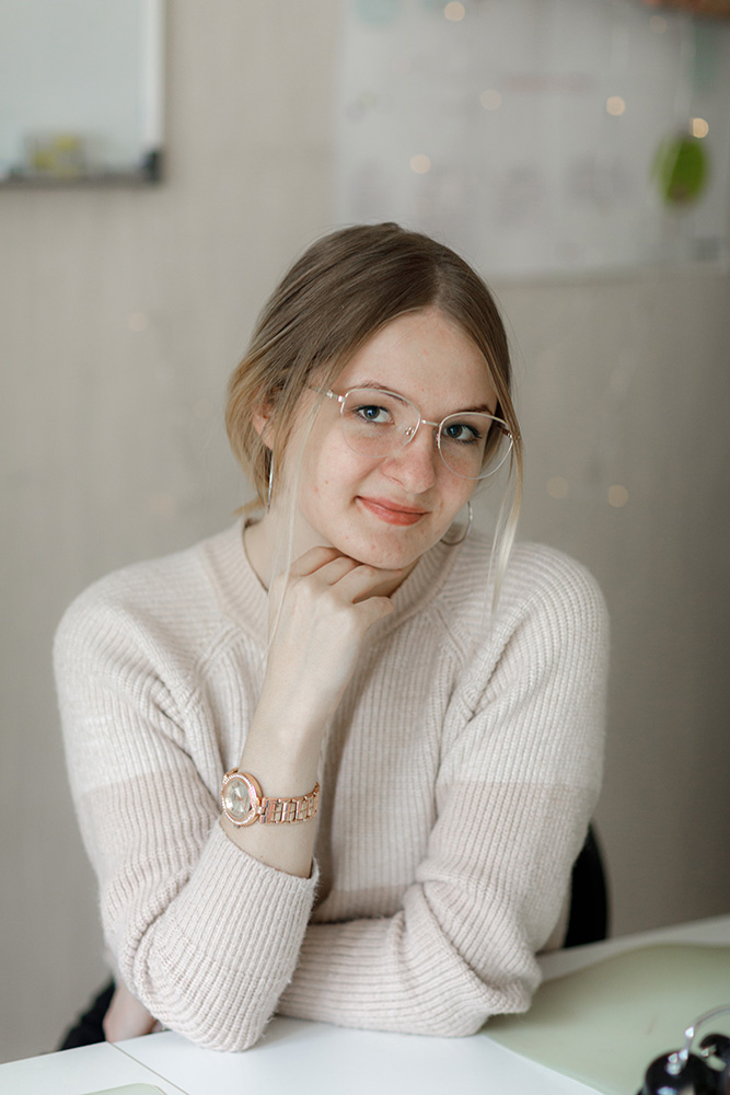 Анна Амосова